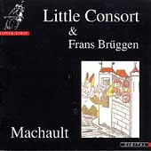 Guillaume de Machaut: Le Lay de Confort / Little Consort