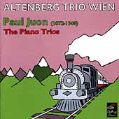 Juon: Piano Trios / Altenberg Trio Vienna