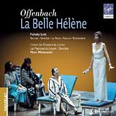 Offenbach: La Belle H&#233;l&#232;ne / Minkowski, Lott, Beuron, et al