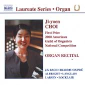 Laureate Series, Organ - Ji-yoen Choi
