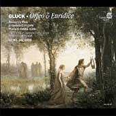 Gluck: Orfeo & Euridice / Jacobs, Fink, Cangemi, et al