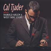 Cal Tjader: Cal Tjader Plays Harold Arlen/West Side Story