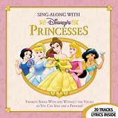 Disney: Disney's Princess Sing-Along Album