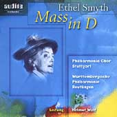 Smyth: Mass in D / Wolf, Philharmonia Choir Stuttgart, et al