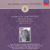 The British Music Collection - Birtwistle: Tragoedia, etc