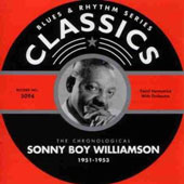Sonny Boy Williamson II (Rice Miller): 1951-1953