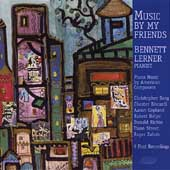 Music by My Friends - Copland, Helps, et al / Bennett Lerner