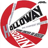 Holloway: Second Concerto for Orchestra / Oliver Knussen