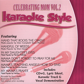 Karaoke: Celebrating Mom, Vol. 2: Karaoke Style