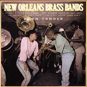 Various Artists: New Orleans Brass Bands: Down Yonder