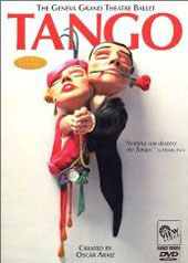Geneva Grand Theatre Ballet / Tango: Spectacular Performance [DVD]
