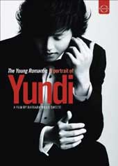 The Young Romantic, A Portrait of Yundi / Chopin, Liszt [DVD]