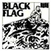 Black Flag (Punk): Six Pack [EP]