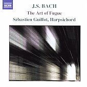 Bach: The Art of Fugue / Sébastien Guillot