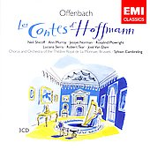 Offenbach: Les Contes d'Hoffmann / Cambreling, Schicoff, etc