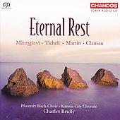 Eternal Rest - Martin, etc / Bruffy, Phoenix Bach Choir