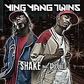 Ying Yang Twins: Shake [5 Tracks] [Single]
