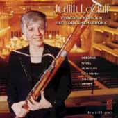 New York Legends - Judith LeClair, Principal Bassoon