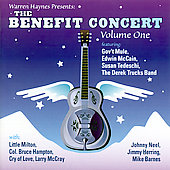 Warren Haynes: The Benefit Concert, Vol. 1