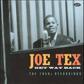 Joe Tex: Get Way Back: The 1950s Recordings
