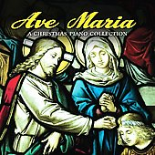 Christopher West: Ave Maria: A Christmas Piano