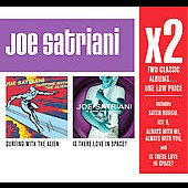 Joe Satriani: Surfing with the Alien/Is There Love in Space? [Box]