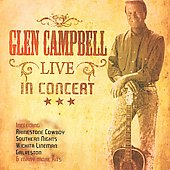 Glen Campbell: Live in Concert: The Premier Collection
