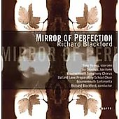 Blackford: Mirror of Perfection / Blackford, Ying, Skovhus, Bournemouth Sinfonietta, et al