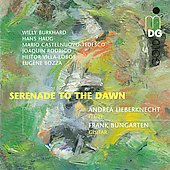 Burkhard: Serenade to the Dawn;  Bozz: Polydiaphonie, etc  / Lieberknecht, Bungarten