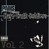 Paris (Rap): Paris Presents: Hard Truth Soldiers, Vol. 2 [PA] *