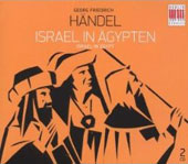 Handel: Israel in Agypten / Hauschild, Nossek, Strate, et al