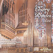 Cherry Rhodes Live - Bach, Mozart, Mader, etc
