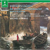 Mendelssohn: Die Erste Walpurgisnacht