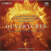 Bach: Overtures [Hybrid SACD]