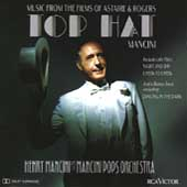 Henry Mancini: Top Hat: Music from the Films of Astaire & Rogers