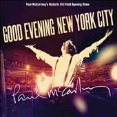 Paul McCartney: Good Evening New York City [Digipak]