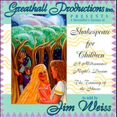 Jim Weiss: Shakespeare for Children