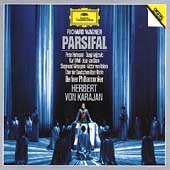 Wagner: Parsifal / Karajan, Hofmann, Vejzovic, Moll, Van Dam