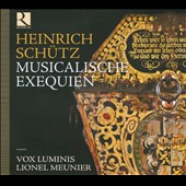 Heinrich Schutz: Musicalishche Exequien