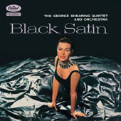 George Shearing: Black Satin