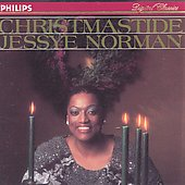 Jessye Norman - Christmastide. Songs by Handel, Christmas Traditional, Mendelssohn, Adam