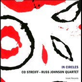 Co Streiff/Russ Johnson Quartet: In Circles [EP]