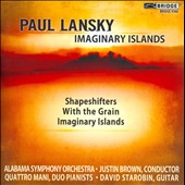 Paul Lansky: Imaginary Islands / Quattro Mani, David Starobin