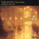 Bowen: Piano Music / Stephen Hough