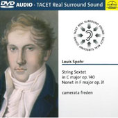 Spohr: String Sextet, Op. 140; Nonet, Op. 31