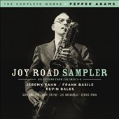 Pepper Adams: Joy Road Sampler: Selections from Volumes 1-5 [Digipak] *