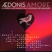 Aedonis - Choral works by Saint-Saens, Tchaikovsky, Schubert, Barber, Banks / The Esoterics
