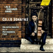 Lalo, Magnard, Ravel: Cello Sonatas / Valentin Radutiu, cello; Per Rundberg, piano