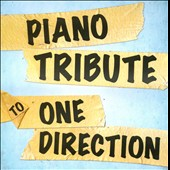 Various Artists: Piano Tribute To One Direction