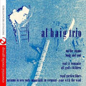 Al Haig: The Al Haig Trio [Esoteric]